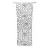 KESS InHouse Flowers Curtain Panels (Set of 2)
