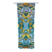 KESS InHouse Abstraction Curtain Panels (Set of 2)
