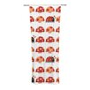 KESS InHouse Garden Ladybugs Curtain Panels (Set of 2)