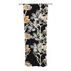 KESS InHouse Crocus Curtain Panels (Set of 2)
