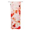 KESS InHouse Oooh La La Curtain Panels (Set of 2)