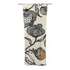 KESS InHouse Future Nouveau Curtain Panels (Set of 2)