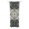 KESS InHouse Contemporary Granny Curtain Panels (Set of 2)