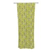 KESS InHouse Blossom Bird Curtain Panels (Set of 2)