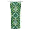 KESS InHouse Yulenique Curtain Panels (Set of 2)