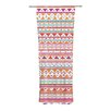 KESS InHouse Native Bandana Curtain Panels (Set of 2)