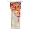 KESS InHouse Stormy Moods Curtain Panels (Set of 2)