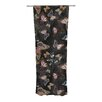 KESS InHouse Galactic Butterfly Curtain Panels (Set of 2)