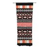KESS InHouse Mojave Curtain Panels (Set of 2)