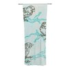 KESS InHouse Birds in Trees Curtain Panels (Set of 2)