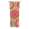 KESS InHouse Festival Folklore Curtain Panels (Set of 2)