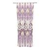 KESS InHouse Laurel85 Curtain Panels (Set of 2)
