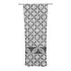 KESS InHouse Diamond Curtain Panels (Set of 2)