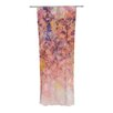 KESS InHouse Blushed Geometric Curtain Panels (Set of 2)