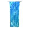 KESS InHouse Wet & Wild Curtain Panels (Set of 2)