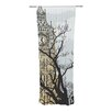 KESS InHouse Big Ben Curtain Panels (Set of 2)