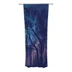 KESS InHouse Weeping Curtain Panels (Set of 2)