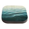 KESS InHouse Seawater by Bree Madden Coaster (Set of 4)