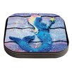 KESS InHouse Mermaid Starlight by Anne LaBrie Coaster (Set of 4)