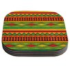 KESS InHouse Egyptian by Louise Machado Coaster (Set of 4)