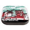 KESS InHouse Montmartre by Theresa Giolzetti Coaster (Set of 4)