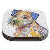 KESS InHouse Rory by Rebecca Fischer Coaster (Set of 4)