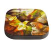KESS InHouse Memory by Kristin Humphrey Coaster (Set of 4)