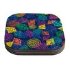 KESS InHouse African Beat by Emine Ortega Coaster (Set of 4)