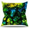 KESS InHouse Ariel by Claire Day Throw Pillow