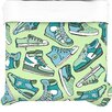 KESS InHouse Sneaker Lover I Duvet Collection