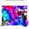 """KESS InHouse """"Indie Chic"""" Woven Comforter Duvet Cover"""