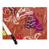 <strong>Butterflies Party Cutting Board</strong> by KESS InHouse
