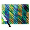 <strong>Set Stripes II Cutting Board</strong> by KESS InHouse