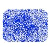 KESS InHouse Bloom Blue for You Placemat