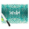 KESS InHouse Tattooed Dreams Cutting Board