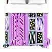 KESS InHouse American Blanket Pattern II Duvet Cover