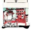 KESS InHouse Montmartre Duvet Cover