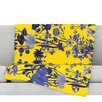 <strong>KESS InHouse</strong> Bloom Flower Microfiber Fleece Throw Blanket