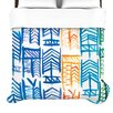 <strong>Quiver II Duvet Cover</strong> by KESS InHouse
