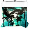KESS InHouse Palm Trees and Stars Bedding Collection