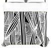 "KESS InHouse ""Graphique "" Woven Comforter Duvet Cover"