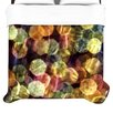 "KESS InHouse ""Warm Sparkle"" Woven Comforter Duvet Cover"