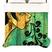 KESS InHouse Breathe Duvet Collection