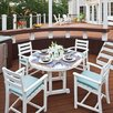 Trex Outdoor Trex Outdoor Monterey Bay 5 Piece Dining Set