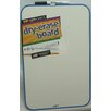 "Dooley Boards Inc Dry Erase 11"" x 1' 5"" Whiteboard"