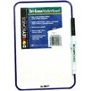 "Dooley Boards Inc Dry Erase 6"" x 9"" Whiteboard"