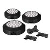 Wildon Home ® CounterMax MX-LD LED Under Cabinet Puck Light