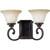 <strong>Wildon Home ®</strong> Schubert 2 - Light Wall Sconce