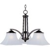 <strong>Wildon Home ®</strong> Alvaro 3 - Light Down Light Chandelier