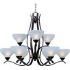 <strong>Gamilan 9 - Light Multi - Tier Chandelier</strong> by Wildon Home ®